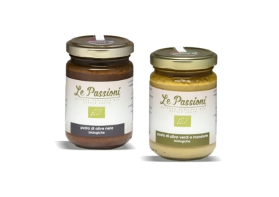 2 patè olive